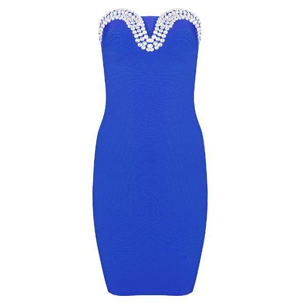 Bonito Blue Dress 15