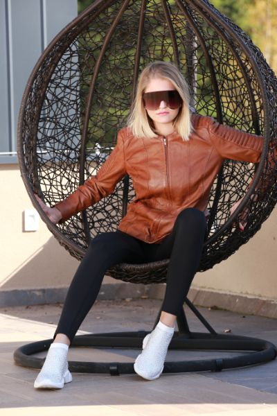 Limeria Leather Jacket 7